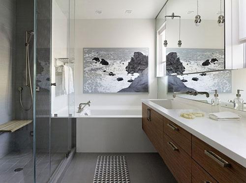 Moderne badkamer van Germania Design