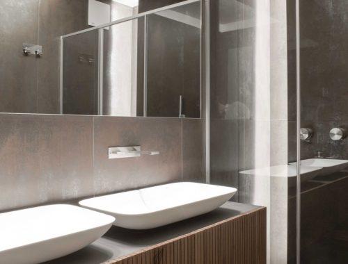De 5 badkamers van een Italiaanse woning