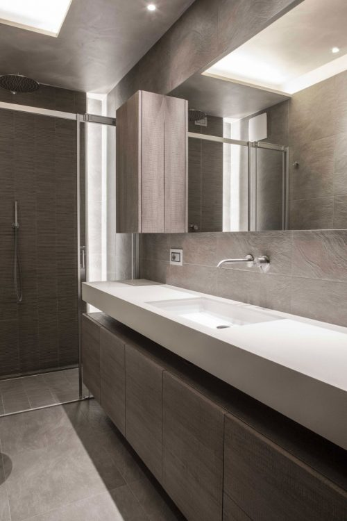 De 5 badkamers van een italiaanse woning badkamers voorbeelden - Italiaanse badkamer ...