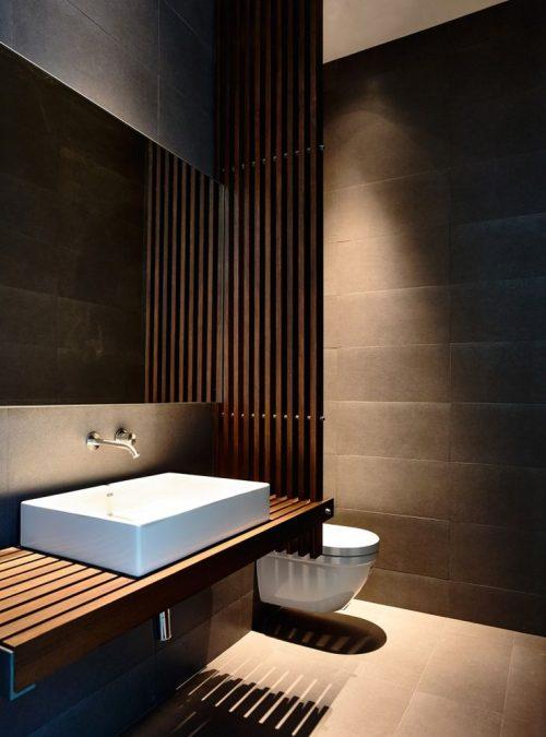 Complete badkamer inrichten badkamers voorbeelden - Sfeer zen badkamer ...