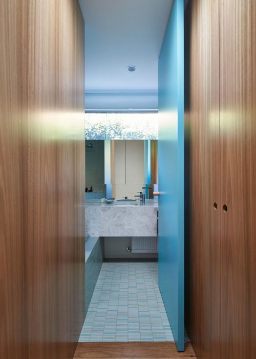 Moderne badkamer door FMD Architects