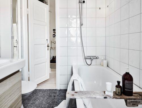 Atypische badkamer