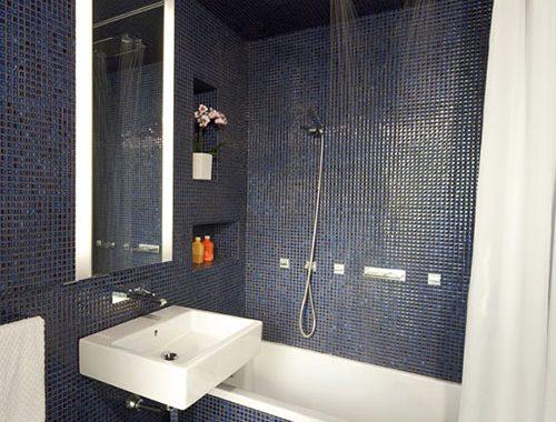 Gouden Mozaiek Tegels : Blauwe mozaiek tegels archives badkamers voorbeelden
