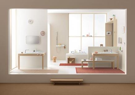 Badkamers voorbeelden van Axor