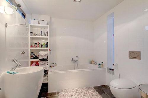 Badkamer met design sanitair