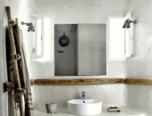Badkamer van Griekse San Giorgio hotel
