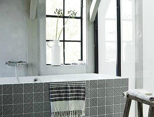 hammam badkamer met licht in inloopdouche badkamers voorbeelden. Black Bedroom Furniture Sets. Home Design Ideas