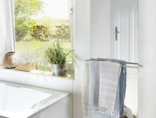badkamer infrarood verwarming