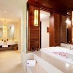 Badkamer van Movenpick Spa SPA
