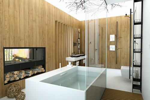 Ikea Badkamer Wastafels ~ Badkamers voorbeelden ? Badkamer met natuurthema