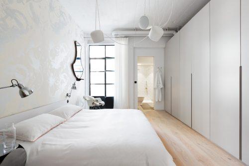 Badkamer Behangen : Badkamer behangen