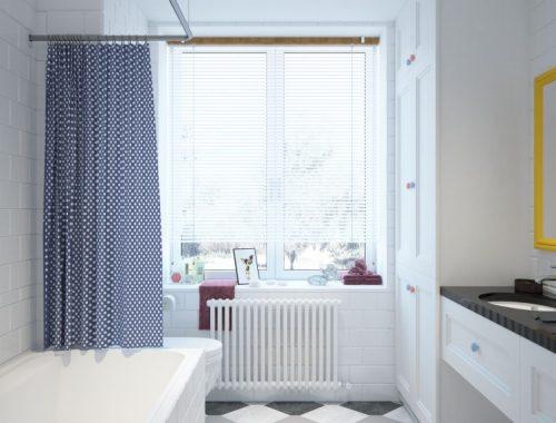 Badkamer ontwerp door Geometrium
