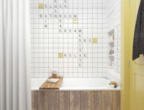 Badkamer ontwerp door Int2 architecten