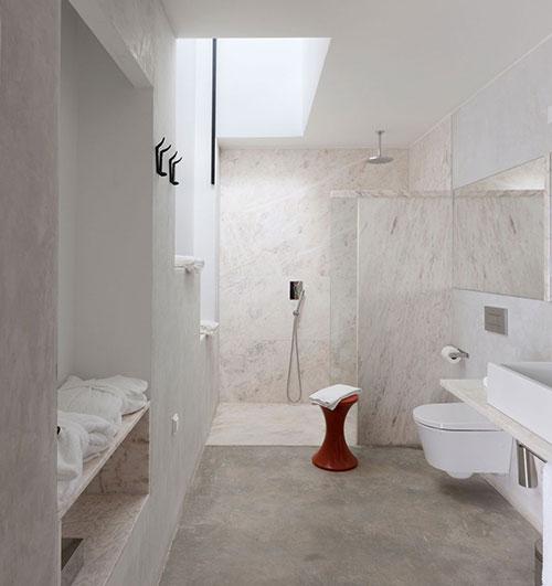 Badkamer ontwerpen van Villa Extramuros