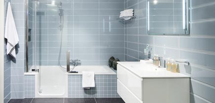 Badkamer Orion van Brugman - Badkamers voorbeelden