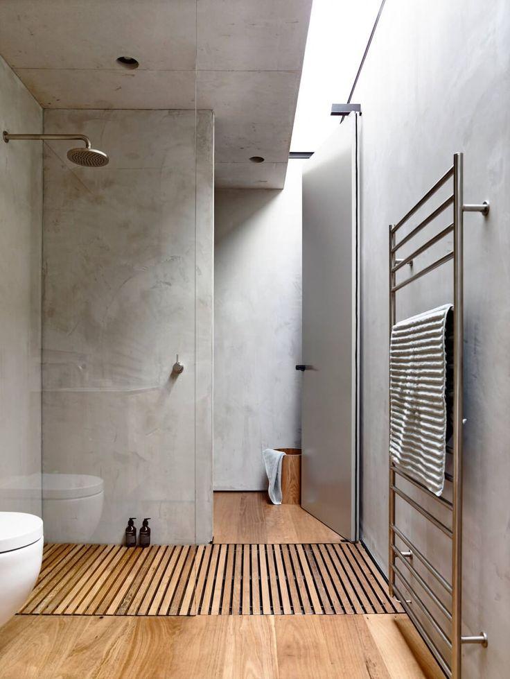 Awesome Scheepsvloer Badkamer Contemporary - House Design Ideas 2018 ...
