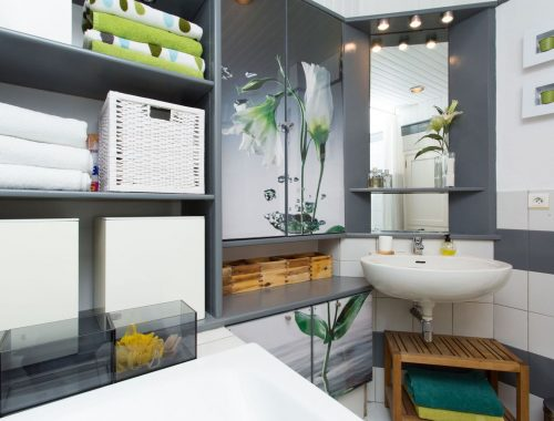 Badkamer verbouwing met een super beperkt budget