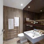Badkamerkast met spiegeldeuren