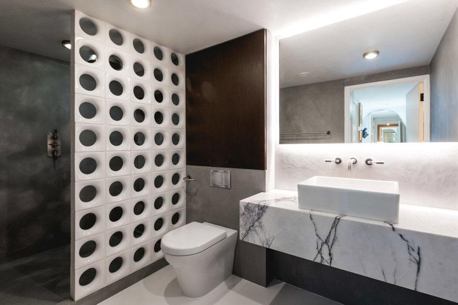 Badkamer Stuc Voorbeelden : Betonstuc archives badkamers voorbeelden