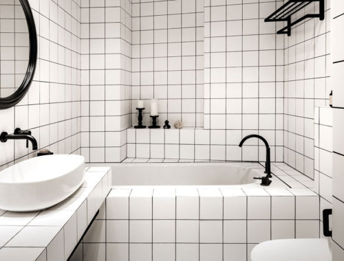 Witte tegels archives badkamers voorbeelden