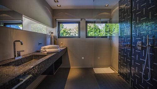 Badkamers van Villa Horizon