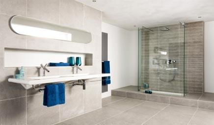 badkamer voorbeelden inloopdouche beste inspiratie voor