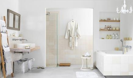Serene badkamer van Brugman - Badkamers voorbeelden