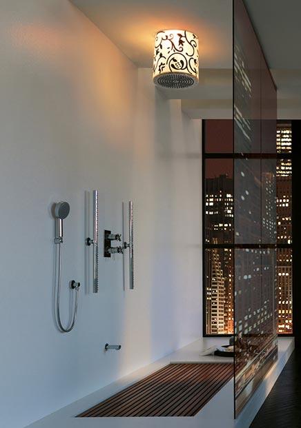Badkamers voorbeelden met inloopdouche