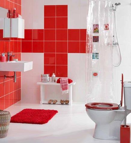 Badkamers voorbeelden Praxis
