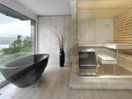Badkamer Vrijstaand Bad : Badkamer met vrijstaand bad archives badkamers voorbeelden