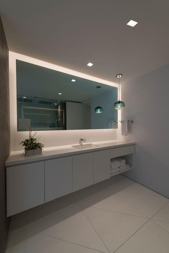 Badkamers Voorbeelden Badkamerspiegel Idee N