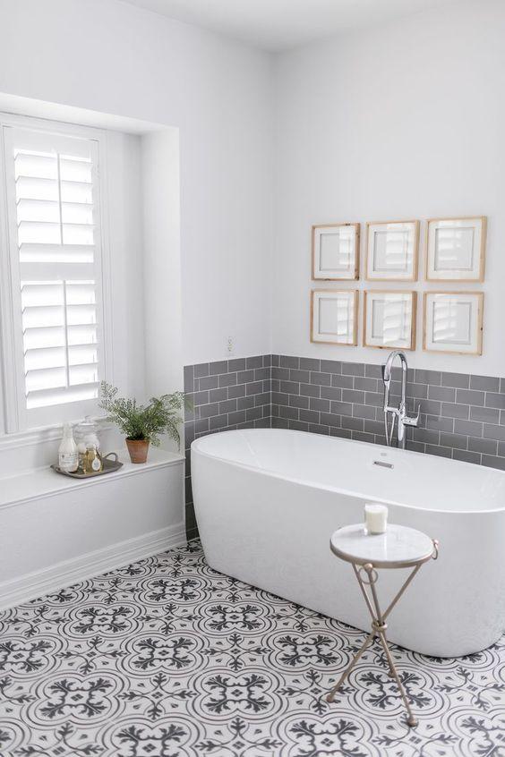 badkamertrend 2020 patroontegels