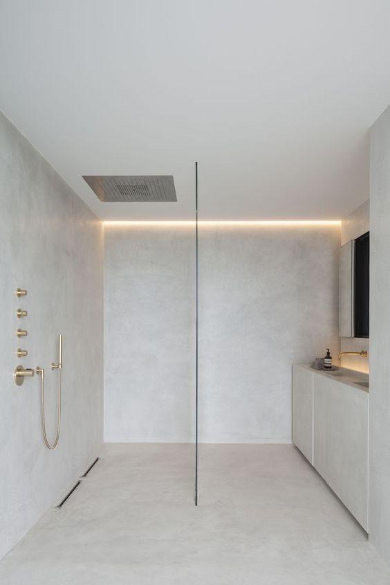 badkamertrends 2020 minimalistisch luxe