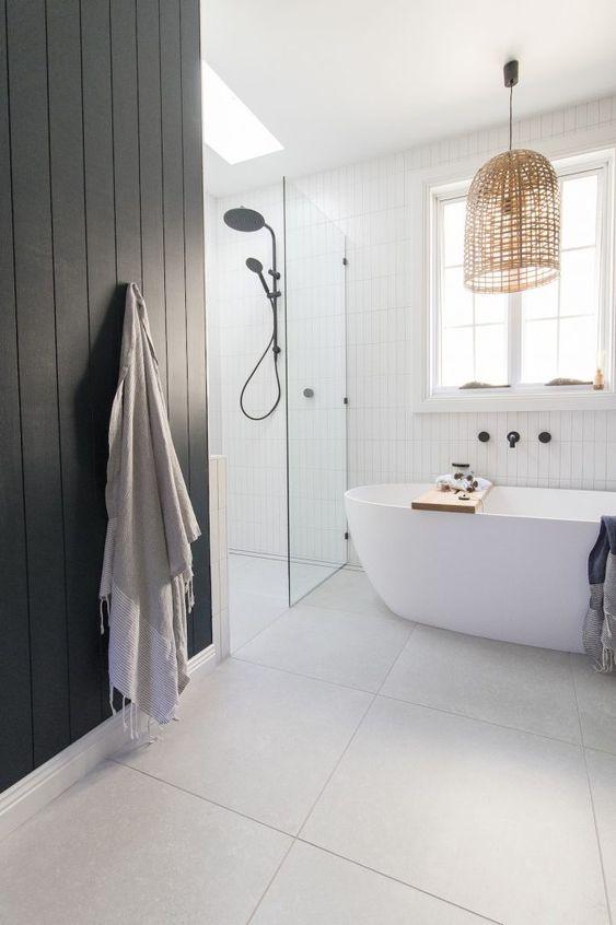 badkamertrends 2020 vrijstaand bad