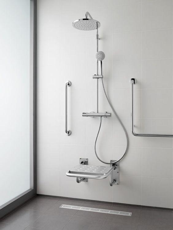 Badkamerveiligheid voor senioren