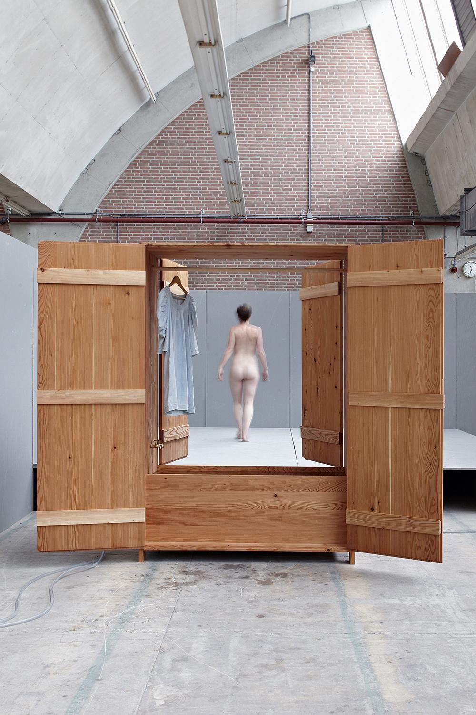 Badkast door Anna van der Lei