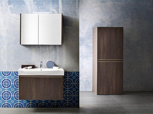 Wasmachine Kast Badkamer : Badmeubel collectie met kast voor wasmachine en droger badkamers