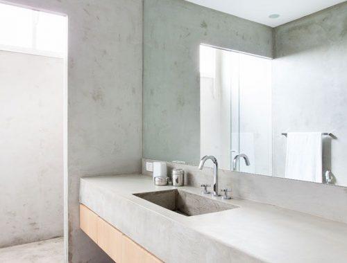 Badkamer ontwerp door atelier data badkamers voorbeelden - Wastafel badkamer ontwerp ...
