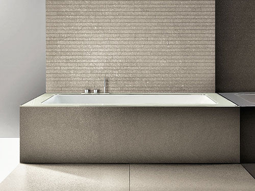 Betonlook bad van Makro Design