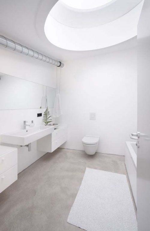 betonvloer in badkamer ~ pussyfuck for ., Badkamer