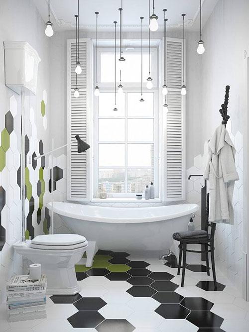 Bijzondere badkamer uit Rusland - Badkamers voorbeelden