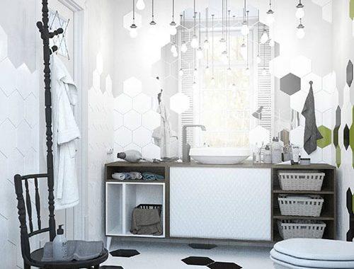 Bijzondere badkamer uit Rusland