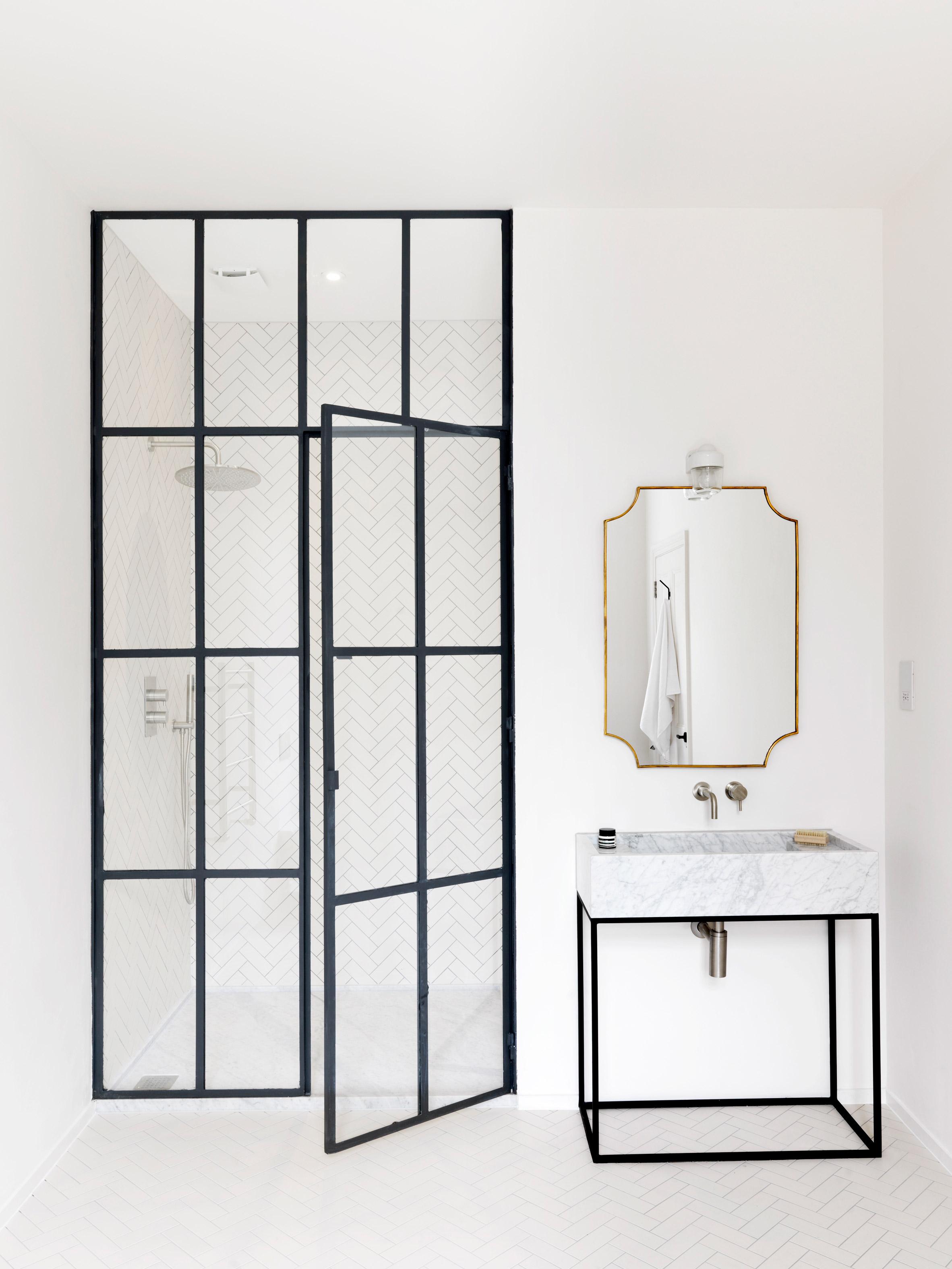 badkamers voorbeelden chique badkamer in een londense droomhuis