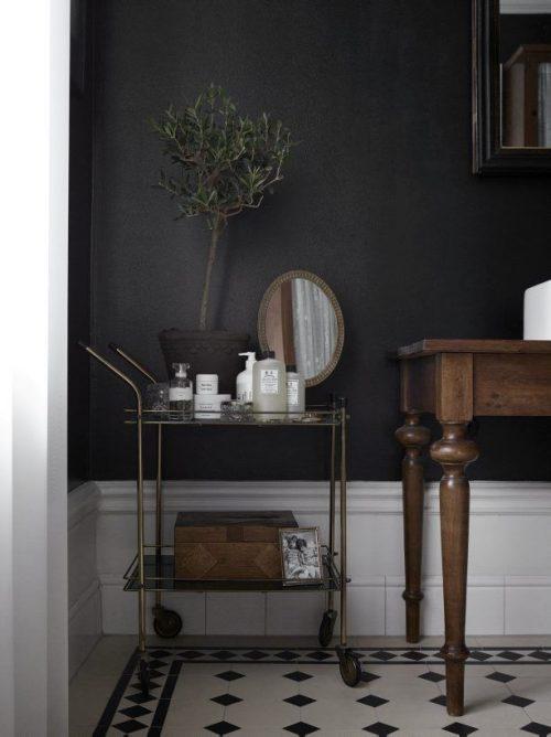 Chique klassieke badkamer door lotta agaton badkamers voorbeelden - Klassieke chique meubels ...