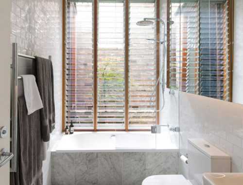Compacte badkamer uit Sydney