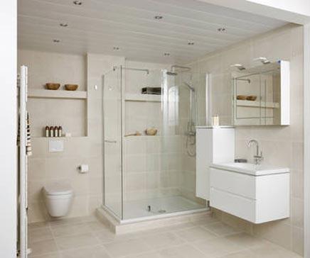 Complete badkamer van Wooning