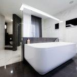 Creatieve badkamer indeling