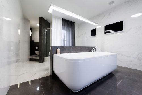 badkamers voorbeelden » creatieve badkamer indeling, Deco ideeën