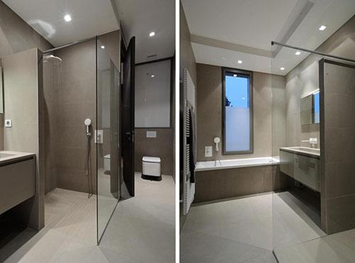 Designbadkamer van villa wa badkamers voorbeelden - Luxe badkamer design ...