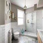 Deze badkamer heeft een exotisch Spaans tintje gekregen